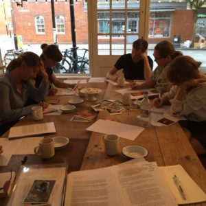 creative writing ma courses london Gain experience in real-world publishing settings – current ma students are  working on a book project with the 2017 man.